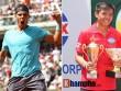 """BXH tennis 5/6: Nadal lên số 3, Hoàng Nam """"chạm đỉnh"""""""