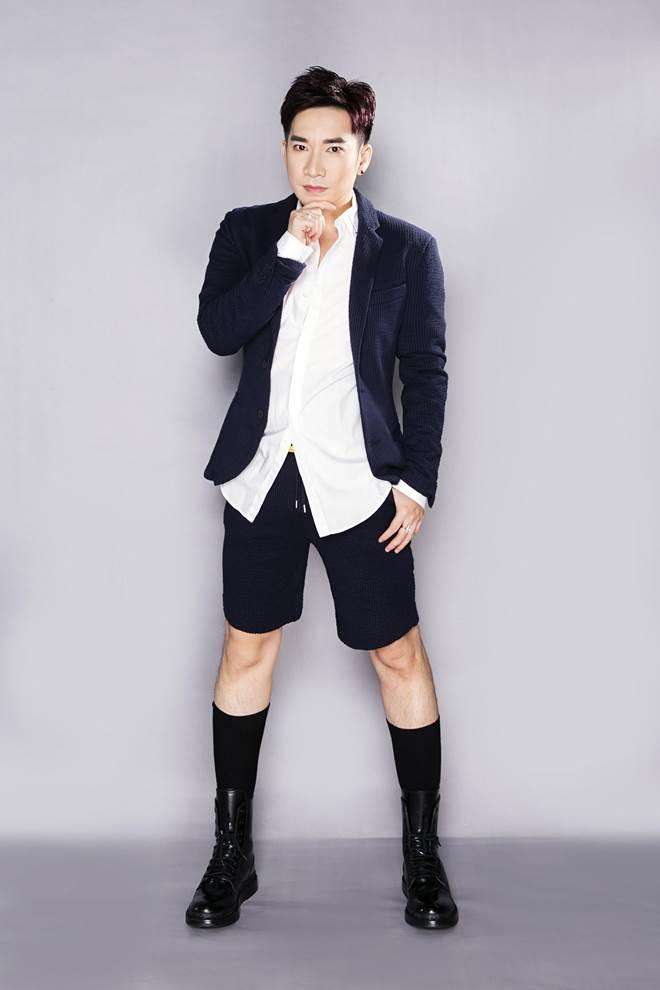 Anh em muốn trẻ trung hãy học gu thời trang 'chất chơi' của Quang Hà - 3