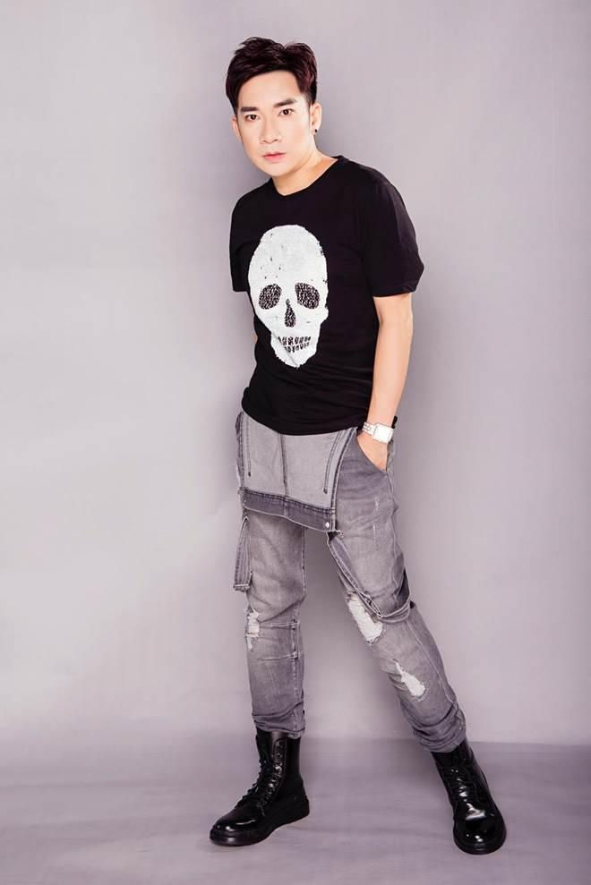 Anh em muốn trẻ trung hãy học gu thời trang 'chất chơi' của Quang Hà - 7