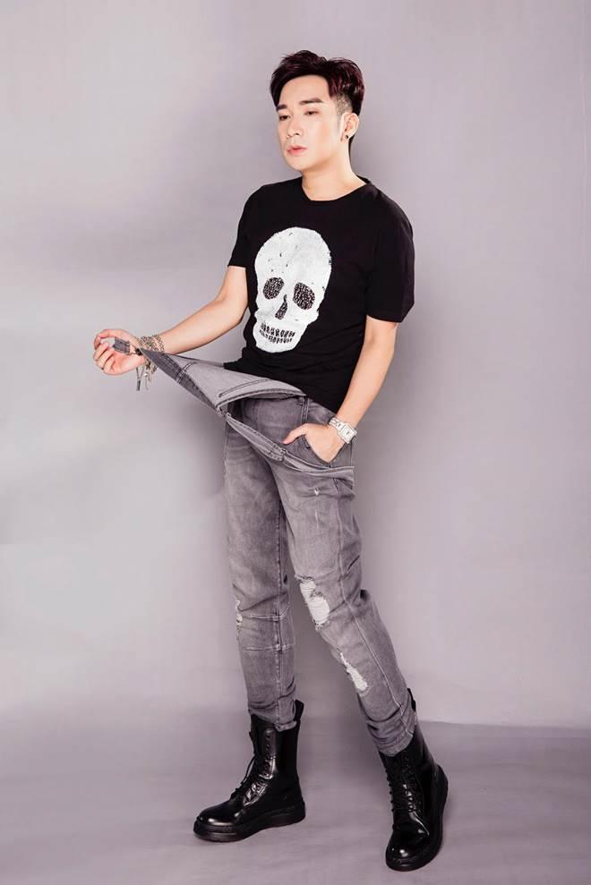 Anh em muốn trẻ trung hãy học gu thời trang 'chất chơi' của Quang Hà - 8