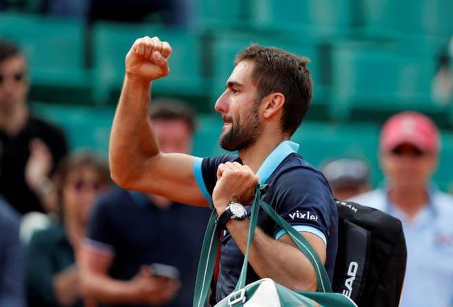 Roland Garros ngày 9: Halep, Cilic chiến thắng siêu tốc - 1