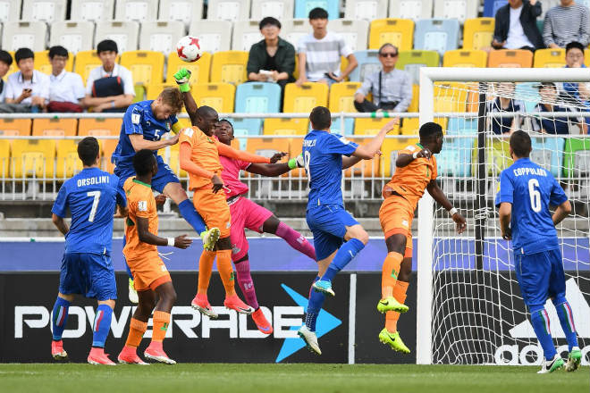 Tứ kết U20 World Cup: Anh, Italia thoát hiểm ngoạn mục - 2