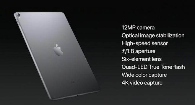 iPad Pro 2017 trình làng, có thêm phiên bản retina 10,5 inch - 2
