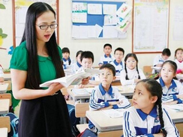 Bỏ biên chế giáo viên: Nhà trường không thể biến thành doanh nghiệp