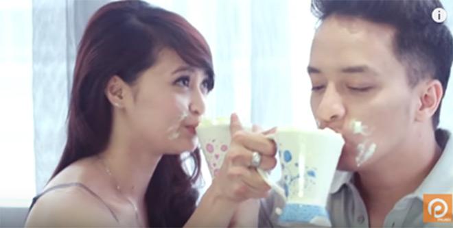 """Hotgirl Ngọc Miu """"biến hóa"""" trong MV của Đan Trường, Cao Thái Sơn - 10"""