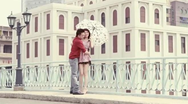 """Hotgirl Ngọc Miu """"biến hóa"""" trong MV của Đan Trường, Cao Thái Sơn - 8"""