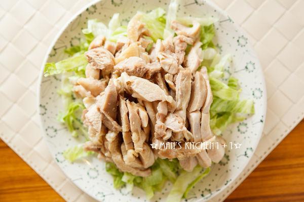 Salad gà ngọt mát cho mùa hè - 4