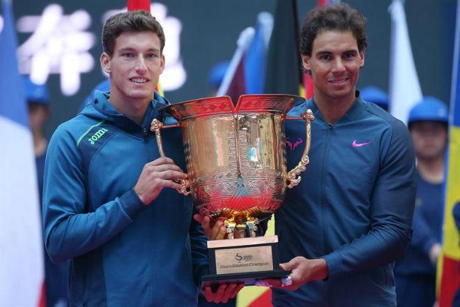 Roland Garros ngày 10: Hoãn Djokovic, Nadal, tay vợt tuổi teen hạ cựu số 1 thế giới - 6