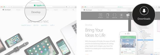 Cách tải và cài đặt macOS High Sierra bản thử nghiệm - 3