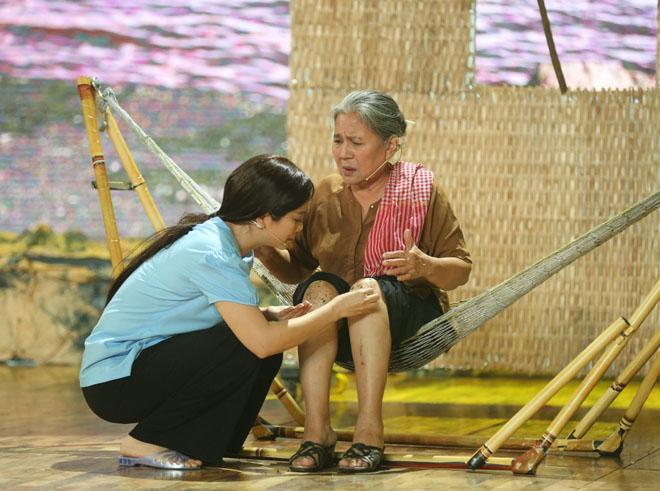Quý Bình lấy nước mắt khán giả khi vừa diễn kịch, vừa hát Bolero - 2
