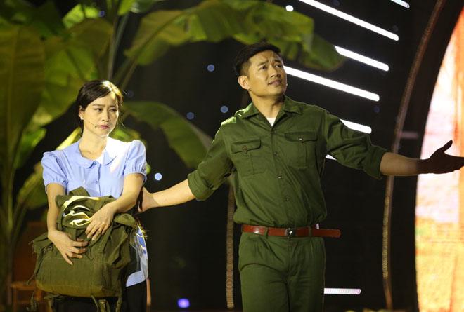 Quý Bình lấy nước mắt khán giả khi vừa diễn kịch, vừa hát Bolero - 4