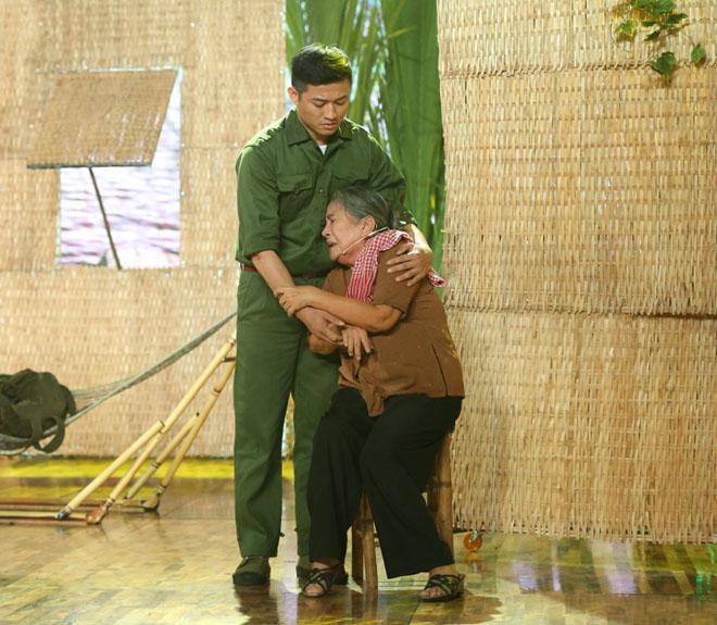 Quý Bình lấy nước mắt khán giả khi vừa diễn kịch, vừa hát Bolero - 3
