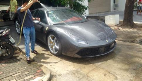 Ferrari 488 GTB của Cường Đô-la giá từ 10,6 tỷ đồng - 1