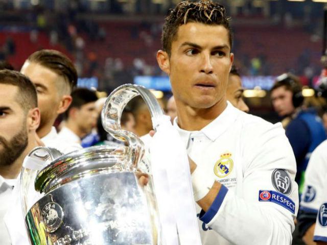 Đội hình hay nhất Cúp C1: Real Madrid góp 8 SAO, Barca chỉ có 1