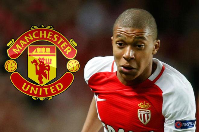 Chuyển nhượng MU: Nâng giá Mbappe 113 triệu bảng - 1