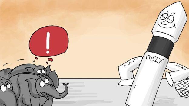 """Ấn Độ phóng tên lửa """"quái vật"""", nặng bằng 200 con voi - 2"""