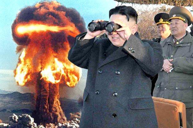 """Triều Tiên cảnh báo Mỹ-Trung """"phạm sai lầm chết người"""" - 1"""