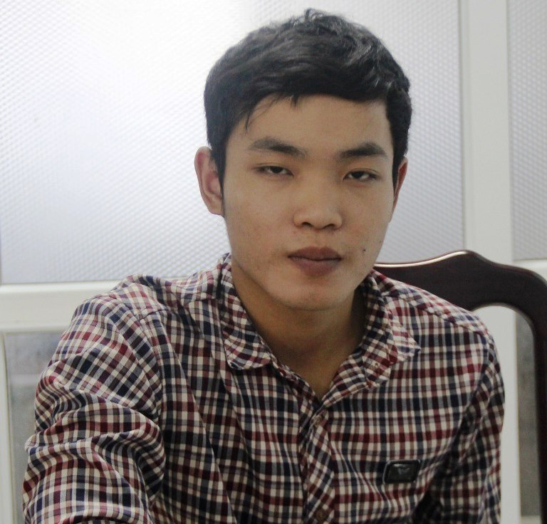 Nam sinh viên đi từ Quảng Nam ra Đà Nẵng cướp tiệm vàng - 1