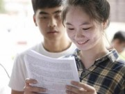 Trường đại học đầu tiên công bố điểm chuẩn