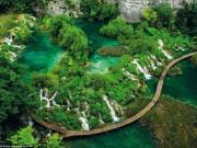 Du lịch - 10 kỳ quan thiên nhiên choáng ngợp nhất thế giới