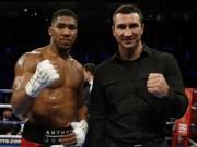 Thể thao - Tin thể thao HOT 6/6: Klitschko lên lịch phục hận Joshua