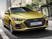 Hyundai Elantra 2017 có giá từ 637 triệu đồng