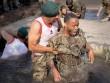 """Cực độc: ĐT Anh """"nhập ngũ"""", khổ luyện với Thủy quân lục chiến"""