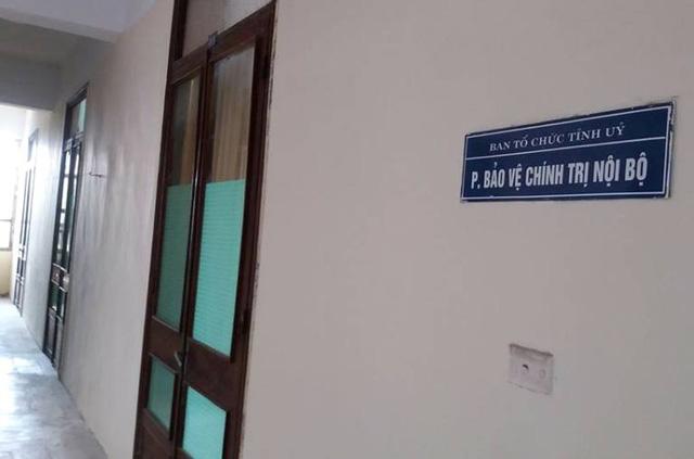 Chuyện lạ: Không có bằng cấp 3 vẫn làm trưởng phòng tổ chức tỉnh ủy - 1