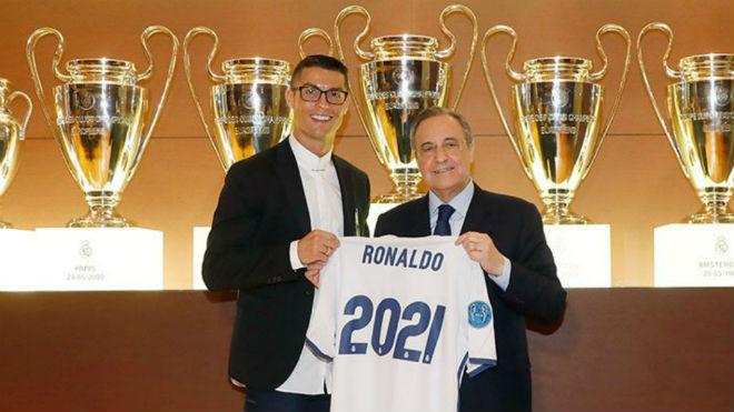 Ronaldo vô địch cúp C1: Tiền vào như nước, sắp thành tỷ phú - 2