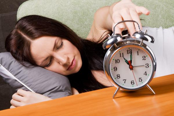 Sốc: Mất ngủ khiến phụ nữ nhanh già hơn - 1