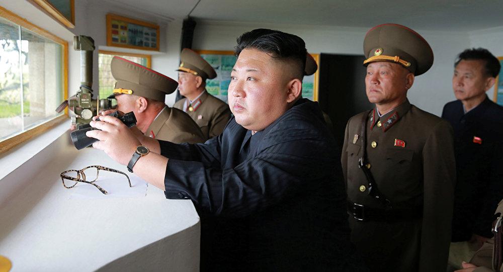 Triều Tiên muốn thúc Hàn Quốc ngồi vào bàn đàm phán - 1