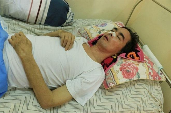 Thực hư tin vợ Nguyễn Hoàng ôm con bỏ đi khi chồng thoi thóp bệnh tật - 3
