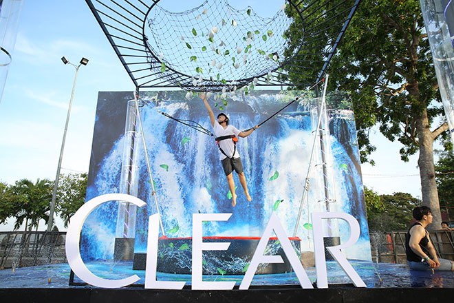 Giới trẻ Việt sảng khoái với chuỗi lễ hội tột đỉnh Clear Freshonic - 2