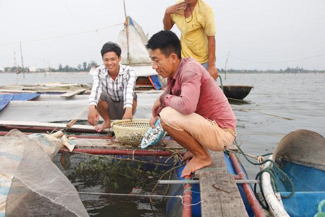Bỏ lương 9 triệu về làng nuôi cá lồng muốn lãi 200 triệu/năm - 4