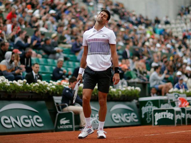 Djokovic thành cựu vương Roland Garros, định bỏ Wimbledon - 1