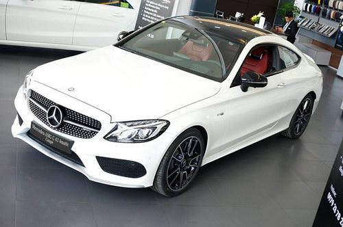 Mercedes-AMG C43 4Matic Coupe giá 4,2 tỷ đồng tại Việt Nam - 1