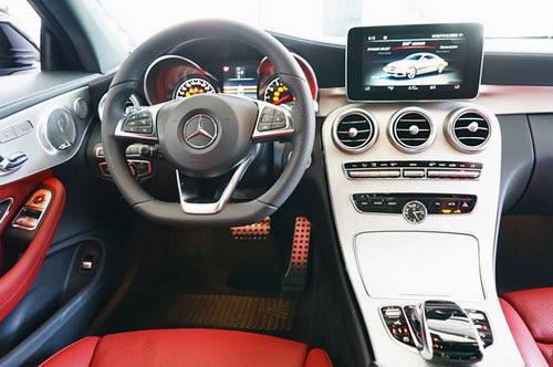 Mercedes-AMG C43 4Matic Coupe giá 4,2 tỷ đồng tại Việt Nam - 5