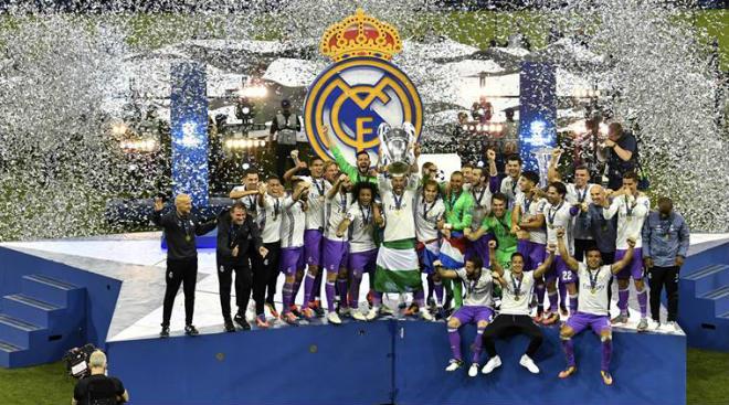 Real 2 năm liền vô địch cúp C1: Liệu đã vĩ đại như Barca? - 1