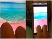 Tranh vui - Sự thật về cặp đùi trên bãi biển