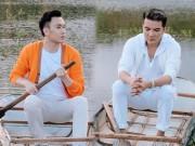"""Ca nhạc - MTV - Mr Đàm đưa quan hệ """"tri kỷ"""" với Dương Triệu Vũ lên MV"""