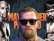 """Thể thao - Boxing tỷ đô Mayweather-McGregor: """"Ngã ngửa"""" với giá thật"""