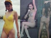 """Thời trang - 10 bộ đồ mỏng tang gây """"bão táp"""" của Angela Phương Trinh"""
