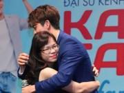 """Kang Tae Oh khiến mẹ bỉm sữa """"sướng rơn"""" sau khi vượt 2.000 km"""
