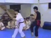 Thể thao - MMA: Túy Quyền đấu Karate, giả say bị đánh cho say thật