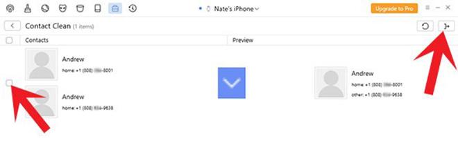 Mẹo hay giúp hợp nhất danh bạ trùng lặp trên iPhone - 5