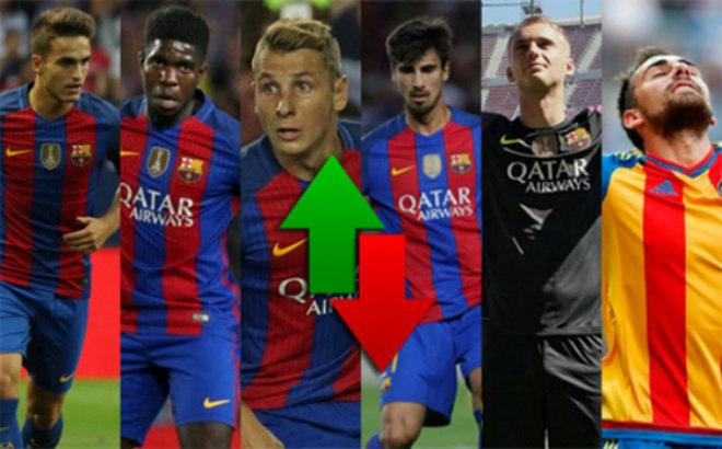 """Chuyển nhượng Barca: """"Hồi sinh"""" với canh bạc 3800 tỷ đồng mua 3 sao - 1"""