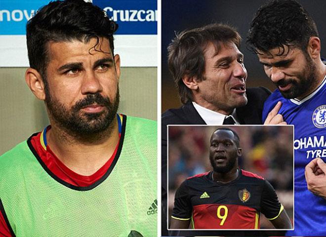 Chelsea: Conte tống cổ Costa, tậu tiền đạo 100 triệu bảng - 1