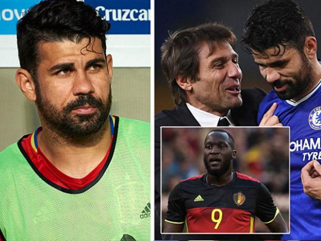 Chelsea: Conte tống cổ Costa, tậu tiền đạo 100 triệu bảng