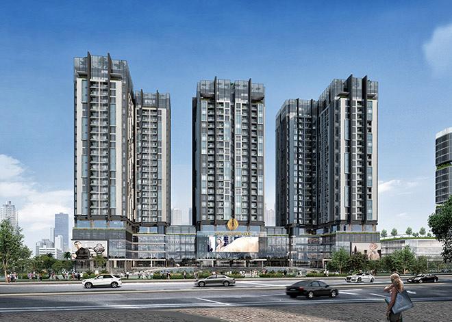 Tập đoàn Sun Group mở bán dự án Sun Grand City Ancora Residence - 1
