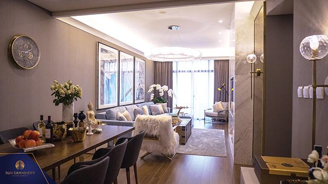 Tập đoàn Sun Group mở bán dự án Sun Grand City Ancora Residence - 2